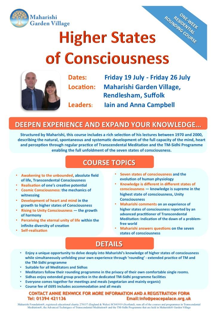 Parampara Uk Transcendental Meditation The Unified Field